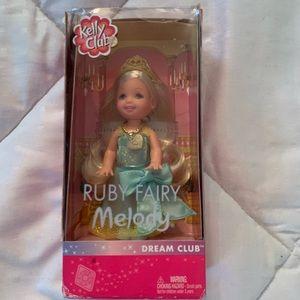 ERROR Barbie/Kelly doll! Rare opportunity BNIB